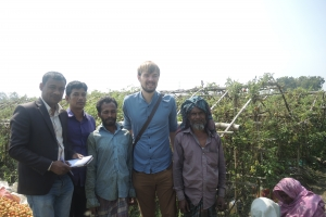 Summer Tomato Smallholder Baseline Survey in Bangladesh
